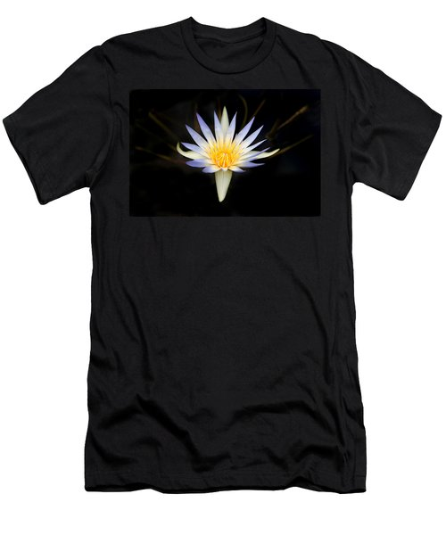 Men's T-Shirt (Slim Fit) featuring the photograph The Golden Chalice by Marion Cullen