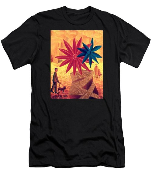 The Golden Jar Men's T-Shirt (Athletic Fit)