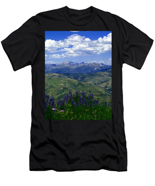 The Grand And Lupines Men's T-Shirt (Athletic Fit)