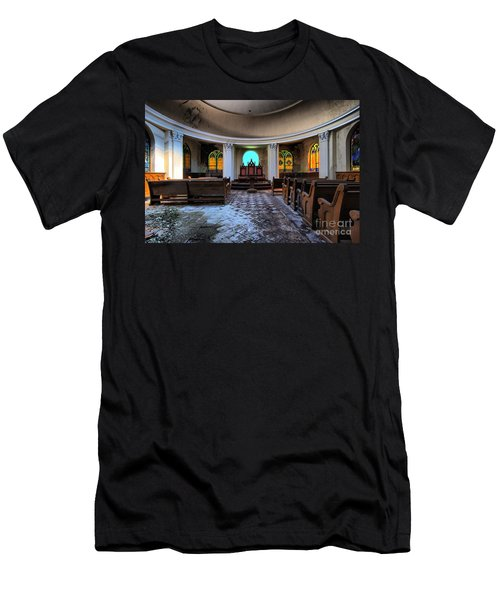 The Grand Geometrician Of The Universe Men's T-Shirt (Athletic Fit)