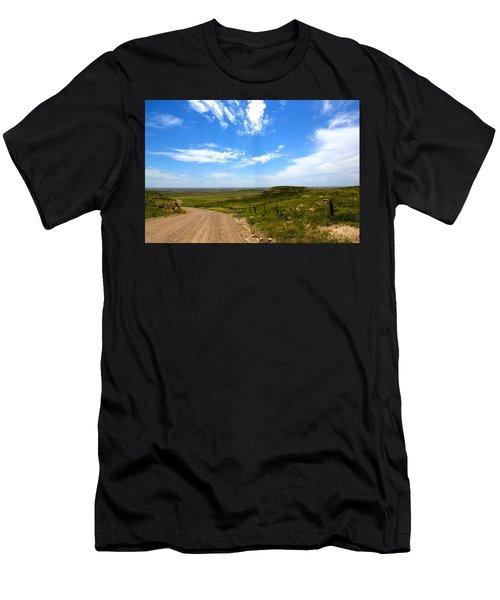 The Grasslands Men's T-Shirt (Athletic Fit)