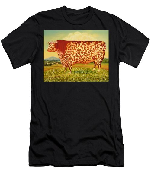 The Great Bull Men's T-Shirt (Athletic Fit)