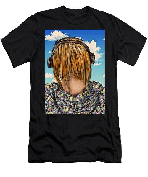 The Great Escape Men's T-Shirt (Athletic Fit)