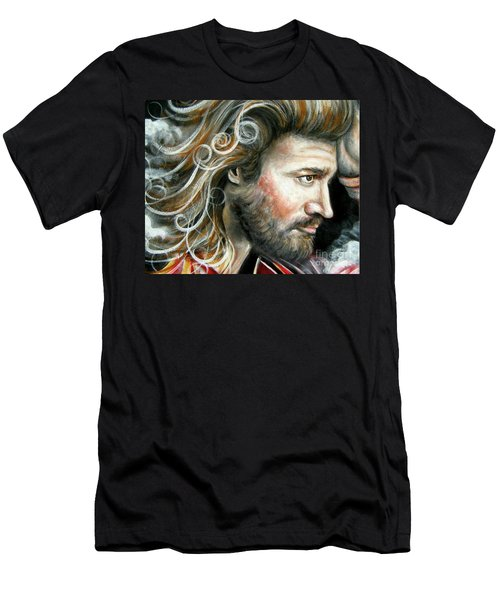 The Greatest Man In The World Men's T-Shirt (Athletic Fit)