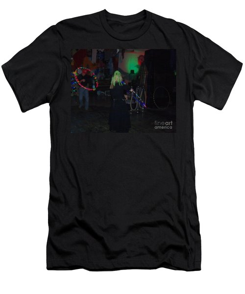 The Groupies Men's T-Shirt (Slim Fit) by Kelly Awad