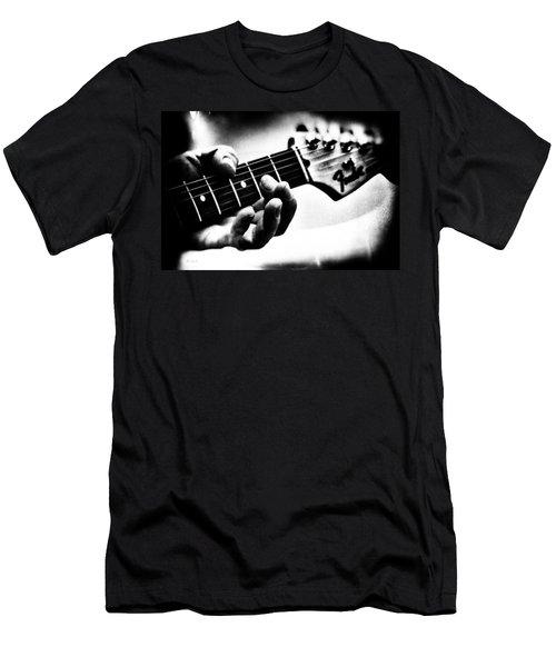 The Guitar Men's T-Shirt (Athletic Fit)