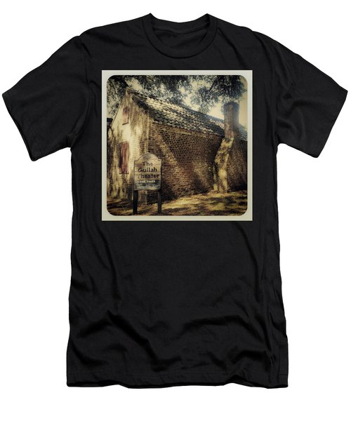 The Gullah Theater At Boone Hall Men's T-Shirt (Athletic Fit)