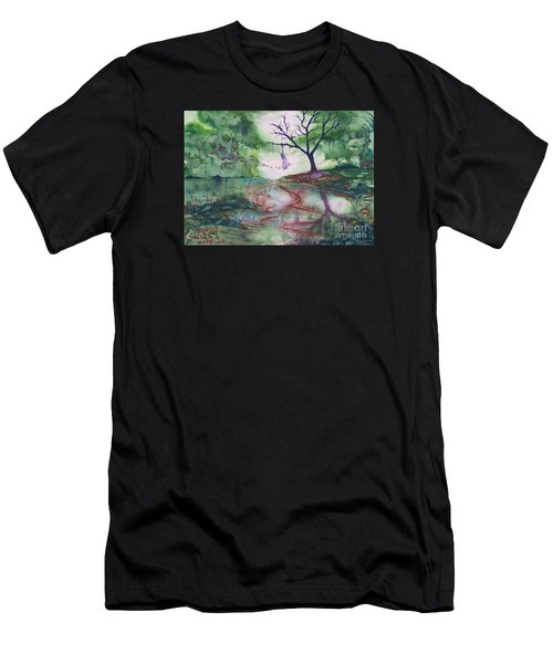 The Hanging Tree  Men's T-Shirt (Athletic Fit)