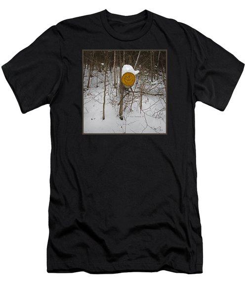 The Happy Woodsman Men's T-Shirt (Athletic Fit)