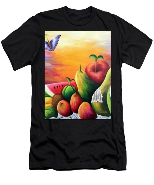 The Harvest 1 Men's T-Shirt (Athletic Fit)