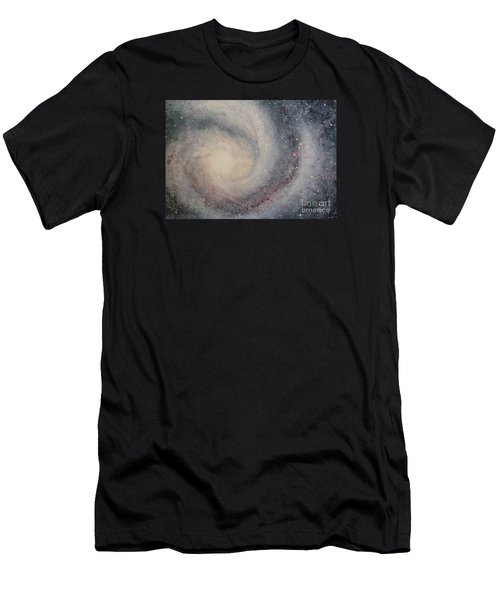 The Heavens Declare Your Glory Men's T-Shirt (Athletic Fit)
