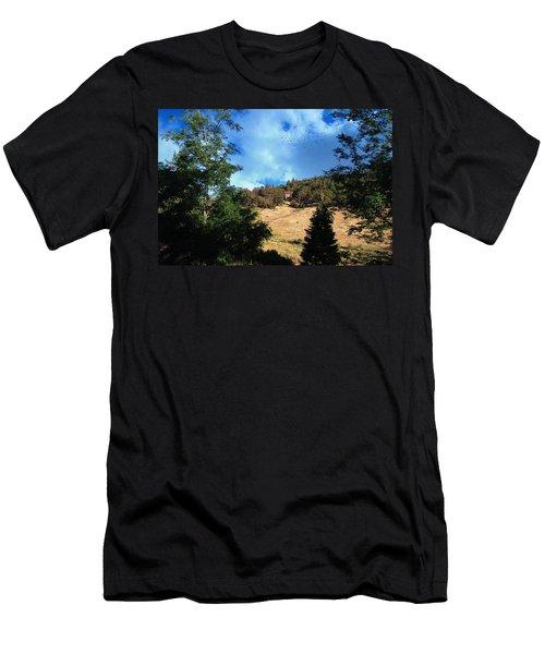 The Hillsides Of Julian Men's T-Shirt (Athletic Fit)