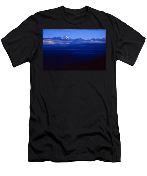The Himalayas Men's T-Shirt (Athletic Fit)