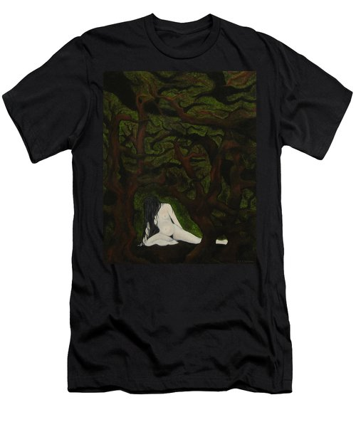 The Hunter Is Gone Men's T-Shirt (Athletic Fit)