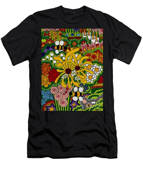 The Hunter Men's T-Shirt (Athletic Fit)