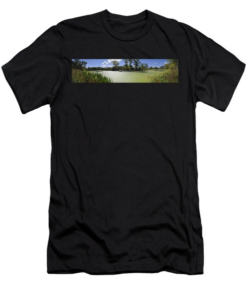 The Indiana Wetlands Men's T-Shirt (Athletic Fit)