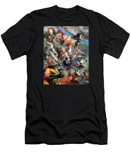 The Invincibles Men's T-Shirt (Athletic Fit)