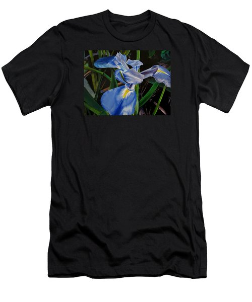 The Iris Men's T-Shirt (Athletic Fit)