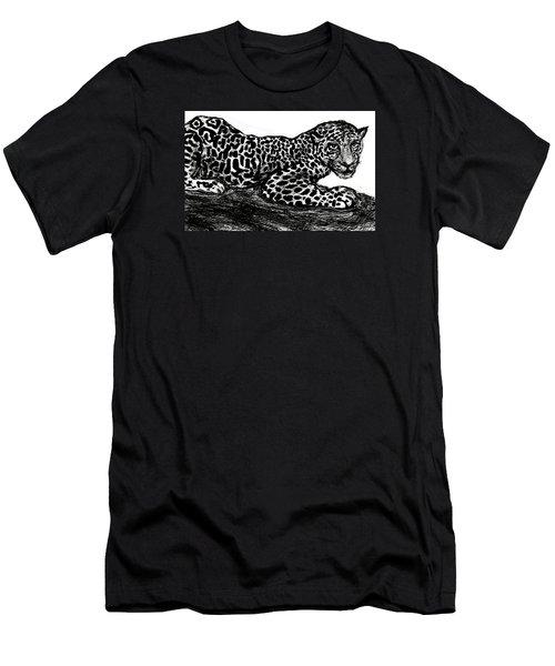 The Jaguar  Men's T-Shirt (Athletic Fit)