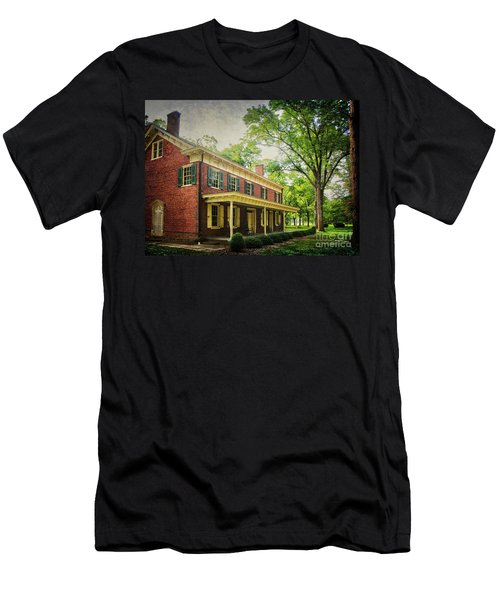 The John Stover House Men's T-Shirt (Athletic Fit)