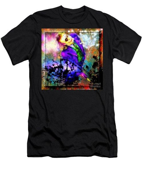 The Joker The Dark Knight Men's T-Shirt (Athletic Fit)