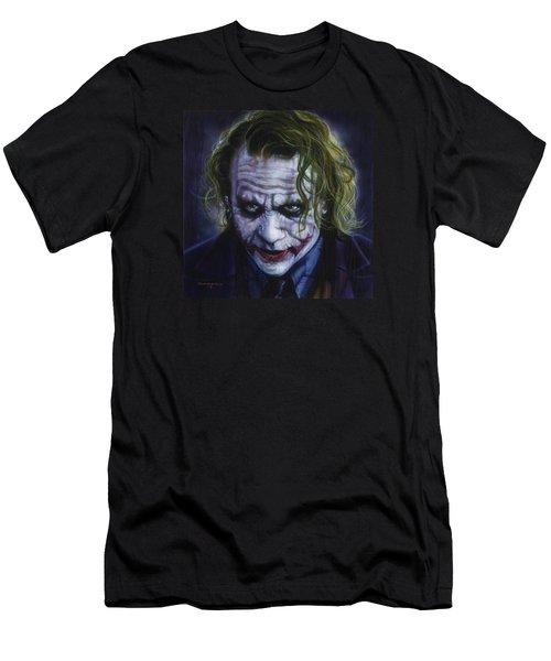 The Joker Men's T-Shirt (Slim Fit) by Timothy Scoggins