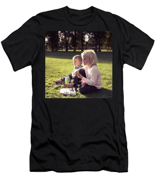 The Kids, They Have Grown Up So Much Men's T-Shirt (Athletic Fit)