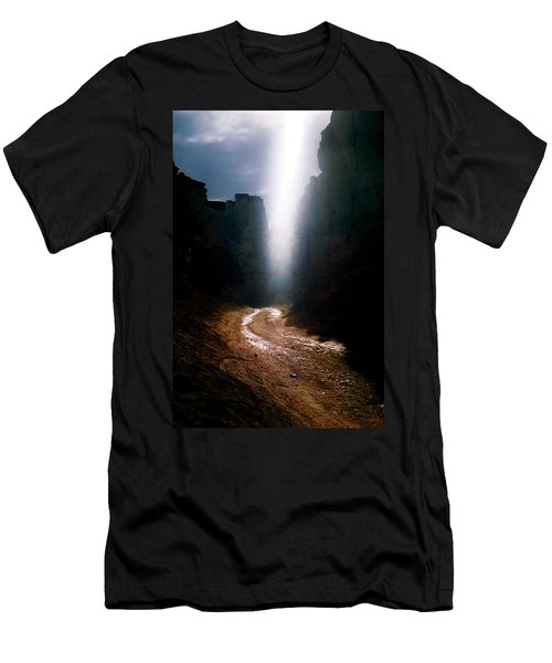 The Land Of Light Men's T-Shirt (Athletic Fit)