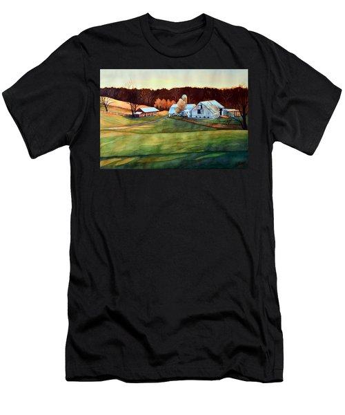 The Last Beaujolais Men's T-Shirt (Athletic Fit)