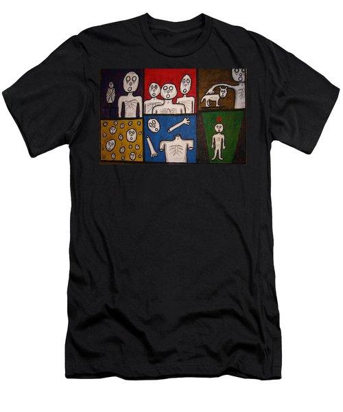 The Last Hollow Men Men's T-Shirt (Athletic Fit)