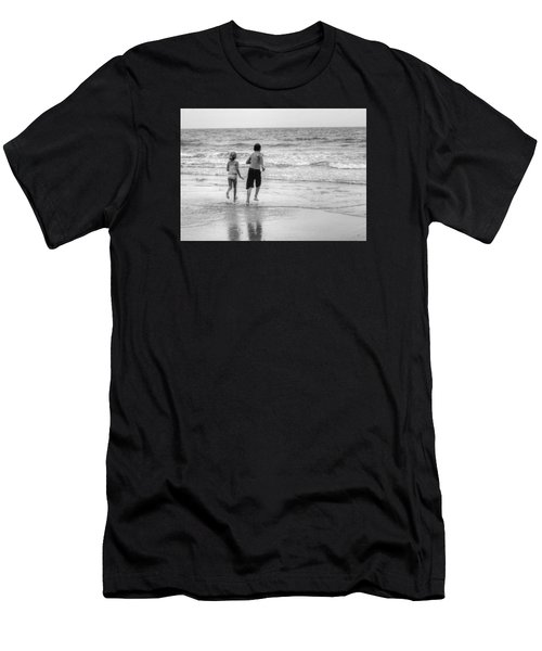 The Last Wave Men's T-Shirt (Athletic Fit)