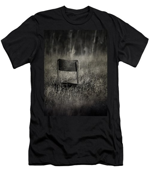 The Listening Wind  Men's T-Shirt (Slim Fit) by Jerry Cordeiro