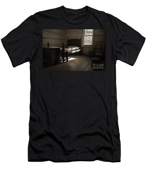 The Log Cabin C.1785 Men's T-Shirt (Athletic Fit)