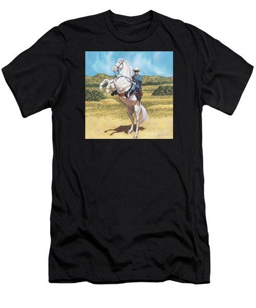 The Lone Ranger Men's T-Shirt (Athletic Fit)