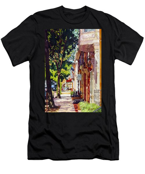 The Long Walk To Market Men's T-Shirt (Athletic Fit)