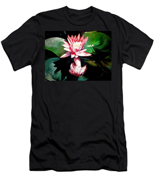 The Lotus Men's T-Shirt (Athletic Fit)