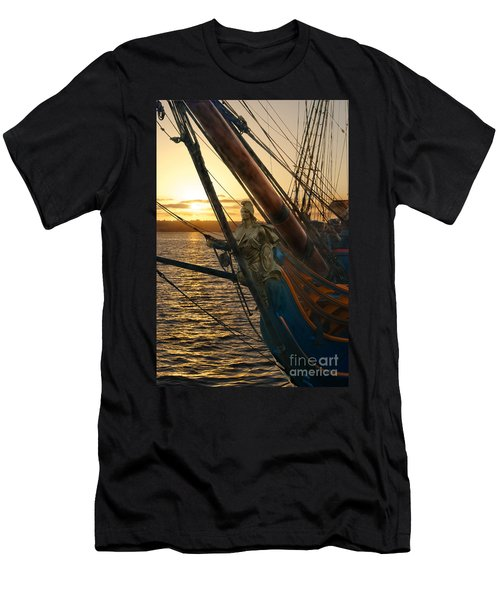 The Majesty Of The Ocean Men's T-Shirt (Athletic Fit)