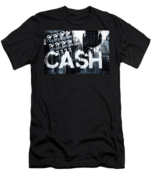 The Man In Black Men's T-Shirt (Athletic Fit)