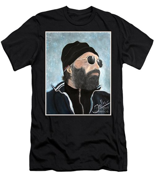The Man Who Stole My Heart.. Men's T-Shirt (Athletic Fit)