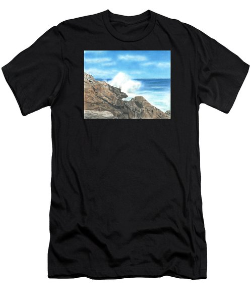 The Marginal Way Men's T-Shirt (Athletic Fit)