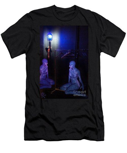 The Mermaids Dresser Men's T-Shirt (Athletic Fit)