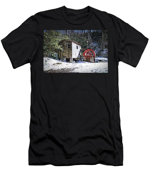 The Mill Men's T-Shirt (Slim Fit) by Bill Howard