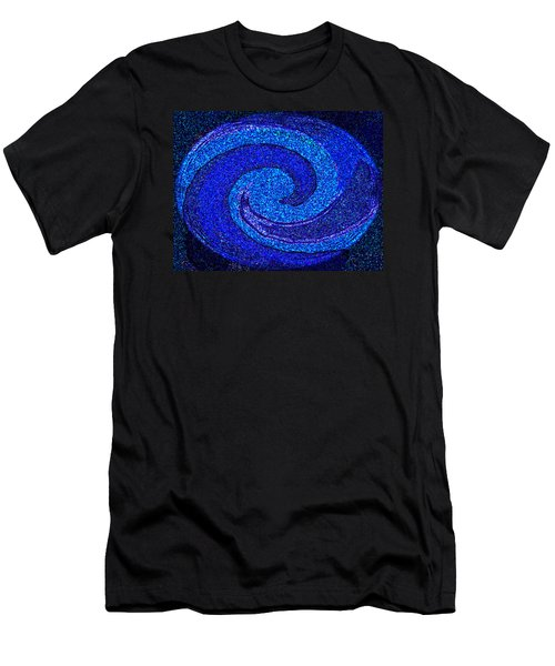 The Moon And Stars For Thee By Rjfxx. Men's T-Shirt (Slim Fit) by RjFxx at beautifullart com