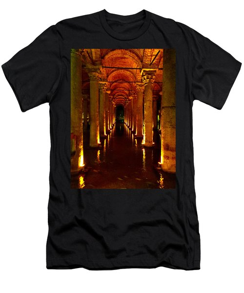 The Most Romantic Place Of Istanbul Men's T-Shirt (Athletic Fit)