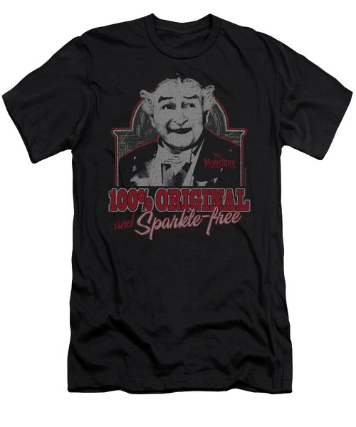 The Munsters - 100% Original Men's T-Shirt (Athletic Fit)