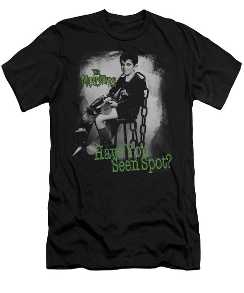 The Munsters - Have You Seen Spot Men's T-Shirt (Athletic Fit)