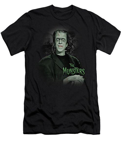 The Munsters - Man Of The House Men's T-Shirt (Athletic Fit)