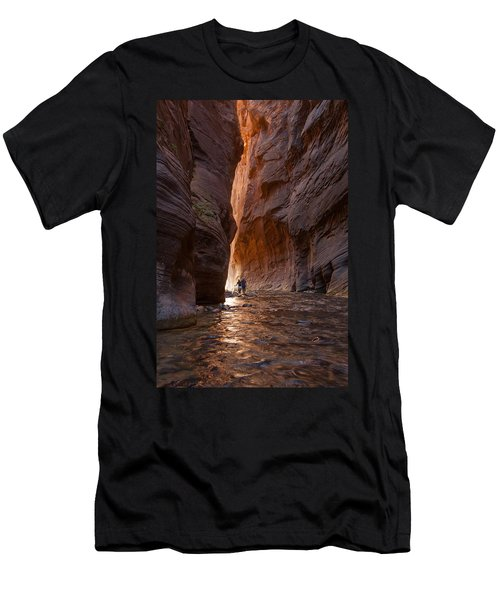 The Narrows 4 Men's T-Shirt (Athletic Fit)