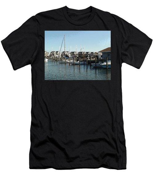 At Kent Narrows Men's T-Shirt (Athletic Fit)