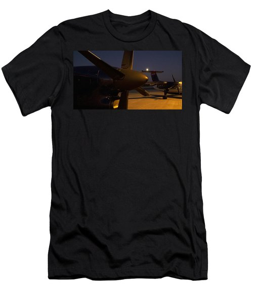 The Night II Men's T-Shirt (Athletic Fit)